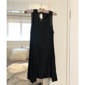 Black Brandy Melville Swing Dress (S)